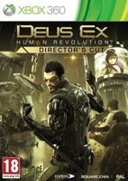 Игра  Deus Ex: Human Revolution Director's Cut  (XBOX 360)