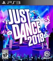 Игра Just Dance 2018 (PS3)