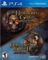 Игра Baldur's Gate Enhanced Edition (PS4, русская версия)