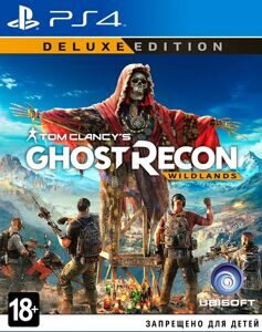 Игра Tom Clancy's Ghost Recon: Wildlands Deluxe Edition (PS4, русская версия)