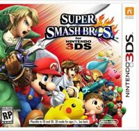 Игра Super Smash Bros (3DS)