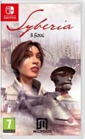 Игра Syberia (Nintendo Switch)