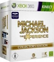Игра Michael Jackson: The Experience Special Edition (XBOX 360, только для Kinect)