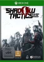Игра Shadow Tactics: Blades of the Shogun (XBOX One, русская версия)