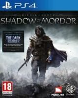 Игра Средиземье: Тени Мордора (Middle-earth: Shadow of Mordor) (PS4, русская версия)