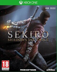 Игра Sekiro: Shadows Die Twice (XBOX One, русская версия)