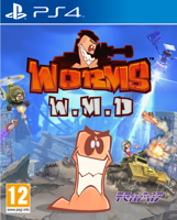 Игра Worms W.M.D (PS4)
