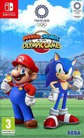 Игра Mario and Sonic at the Olympic Games Tokyo 2020 (Nintendo Switch, русская версия)
