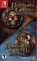 Игра Baldur's Gate Enhanced Edition (Nintendo Switch, русская версия)