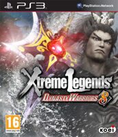 Игра Dynasty Warriors 8 Xtreme Legends (PS3)