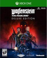 Игра Wolfenstein: Youngblood Deluxe Edition (XBOX One, русская версия)