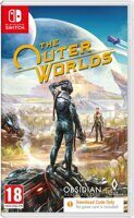 Игра The Outer Worlds (Nintendo Switch, русская версия)