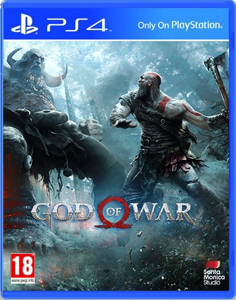 Игра God of War IV (PS4, русская версия)