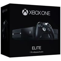 Microsoft Xbox One 1Tb HDD / SSD Hybrid + Elite Gamepad