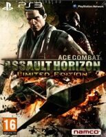 Игра ACE COMBAT Assault Horizon (PS3, русская версия)