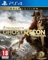 Игра Tom Clancy's Ghost Recon: Wildlands Gold Edition (PS4, русская версия)