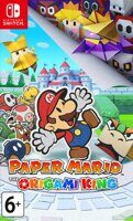Игра Paper Mario: The Origami King (Nintendo Switch)