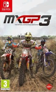 Игра MXGP3: The Official Motocross Videogame (Nintendo Switch)