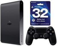 Sony PlayStation TV + контроллер Sony DualShoсk 4 + PS Vita Memory Card 32GB + 3 игры