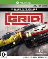 Игра GRID Day 1 Edition (XBOX One)