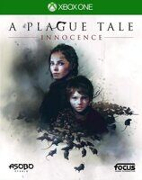 Игра A Plague Tale: Innocence (XBOX One, русская версия)