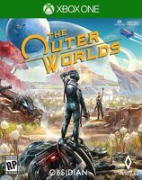Игра The Outer Worlds (XBOX One, русская версия)