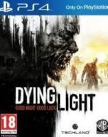Игра Dying Light (PS4, русская версия)