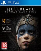 Игра Hellblade: Senua's Sacrifice Retail Edition (PS4, русская версия)