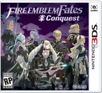 Игра Fire Emblem Fates: Conquest (3DS)