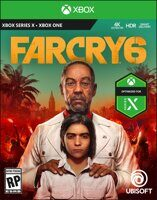 Игра Far Cry 6 (XBOX One, русская версия)