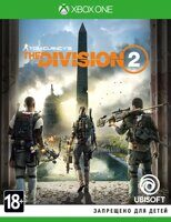 Игра Tom Clancy's The Division 2 (XBOX One, русская версия)