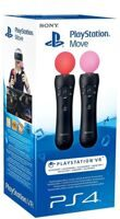 Два контроллера Sony Move Motion Controller Twin Pack CECH-ZCM2E (PS Move) (PS4)