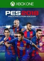 Игра Pro Evolution Soccer 2018 (PES 18) (XBOX One, русская версия)