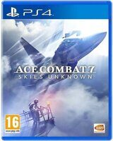 Игра Ace Combat 7: Skies Unknown  (PS4, русская версия)