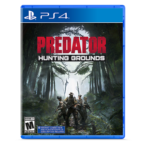 Игра Predator: Hunting Grounds (PS4, русская версия)