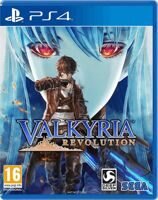 Игра Valkyria Revolution (PS4)