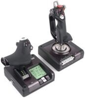 Джойстик Saitek X52 Pro Flight Control System (PS34) (PC)