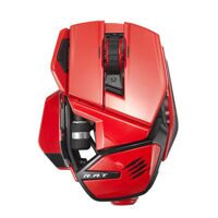 Беспроводная мышь Mad Catz Office R.A.T Wireless Mouse (Red) (PC)