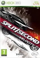 Игра Split/Second: Velocity (XBOX 360, русская версия)