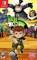 Игра Ben 10 (Nintendo Switch)