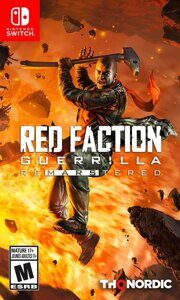Игра Red Faction Guerrilla Re-Mars-tered (Nintendo Switch, русская версия)