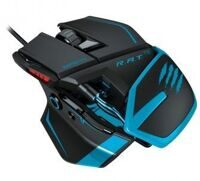 Проводная мышь Mad Catz R.A.T.TE Gaming Mouse (Matt Black) (PC)
