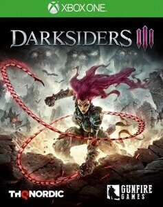 Игра Darksiders 3 (XBOX One, русская версия)