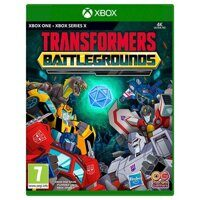 Игра Transformers: Battlegrounds (XBOX One, русская версия)