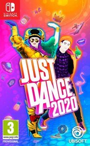 Игра Just Dance 2020 (Nintendo Switch, русская версия)