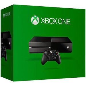 Microsoft Xbox One (500GB) EU + 2 недели Xbox Live Gold
