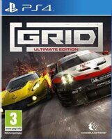 Игра Grid Ultimate Edition (PS4)