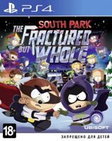 Игра South Park: The Fractured but Whole (PS4, русская версия)