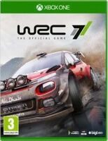 Игра WRC 7 - The Official Game (XBOX One)