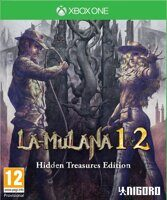 Игра LA-MULANA 1 & 2 Hidden Treasures Edition (XBOX One)